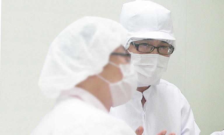 食品工場、製薬工場改善の経験で培ったノウハウをご紹介します。