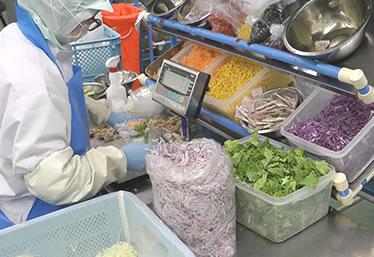 食品/製薬工場