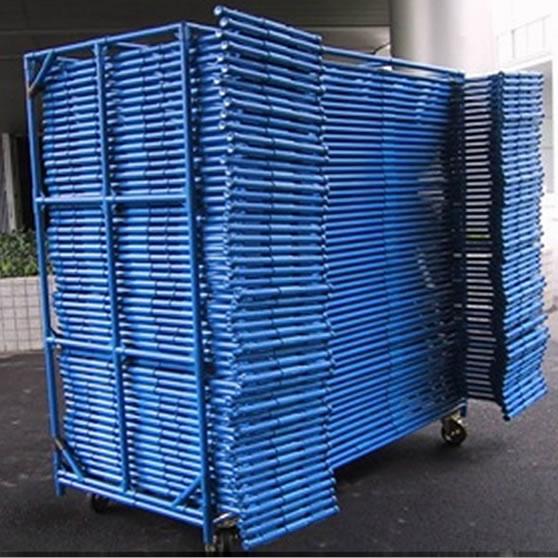 フェンス収納台車