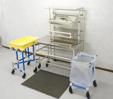 他の機器と組み合わせ最適な作業環境を構築