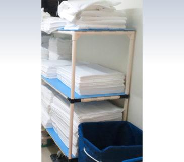 倉庫・収納物に合わせたスペースの有効活用