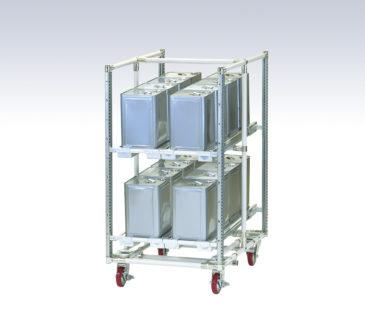 IKS-22 フル積載(16缶)