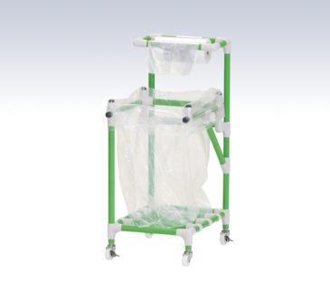 ホルダー付ゴミカート