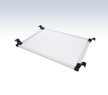 折畳包材カート用棚板