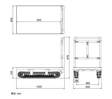 AXN-600サイズ